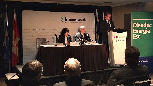 Energy East - Jobs in Quebec